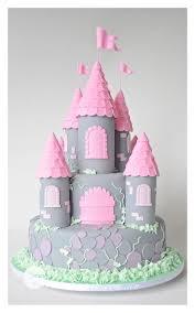 25 best castle cakes images on pinterest princess castle cakes