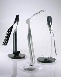 unique design metal materials with soft lighting for desk lamp and