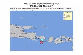 earthquake bali 2017 5 2 magnitude quake rocks bali indosurflife com