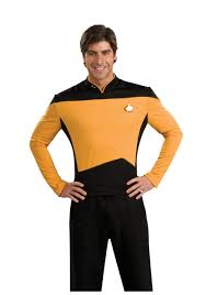 star trek tng deluxe operations uniform