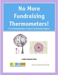 no more fundraising thermometers e book nonprofit marketing guide