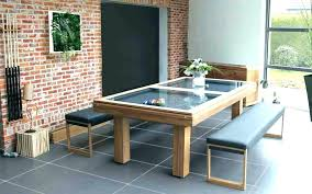 pool table converts to dining table convert dining table to pool table best pool table dining table