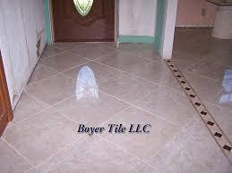 Ceramic Tile Flooring Installation Ceramic Tile Vs Porcelain Tile In 2017 Boyer Tile