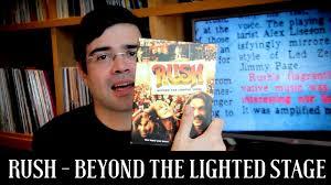 beyond the lighted stage beyond the lighted stage o documentário do rush cinema e música
