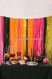 paper crepe streamers inspired party idea crepe paper streamers paper crepe