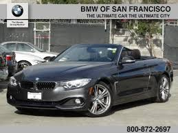 bmw convertible 2015 used 2015 bmw 4 series convertible pricing for sale edmunds