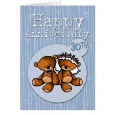 30 year anniversary gifts 30 year anniversary gifts on zazzle