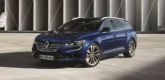 renault talisman talisman wagon revealed ahead of frankfurt