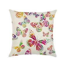 pillowcase creative symphony butterfly pillow gift