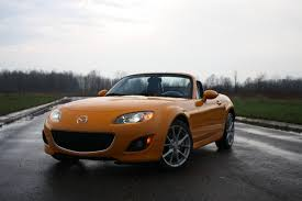 automotive trends 2009 mazda mx 5 miata