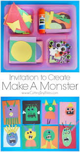 Halloween Monster Ideas 48 Best Images About Monsters On Pinterest Crafts Aliens And