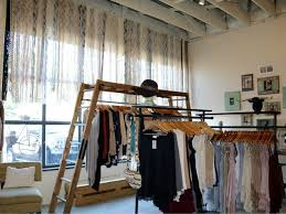 Interior Storefront Dallas Born Boho Clothing Line Gets A Proper Storefront In Oak