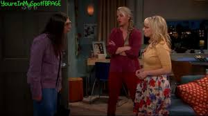 big bang theory the thanksgiving decoupling penny gets smacked on the face the big bang theory youtube