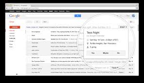 Business Gmail Email by Google Makes Email More Interactive With Customizable Gmail Action
