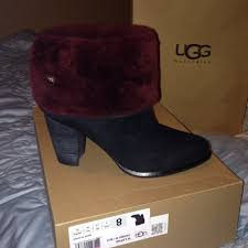 ugg s layna boots black 67 ugg boots ugg layna blk boots from s closet on