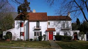 colonial revival style house characteristics youtube
