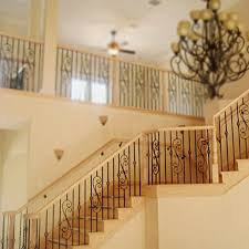 Iron Banisters Go Goth Gothic Wrought Iron Balusters Stairsupplies