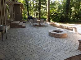 Paver Patio Nj Hardscapes Landscape Design Installation Wayne Nj Hrl
