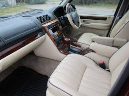range rover 1999 1999 land rover range rover autobiography being auctioned at