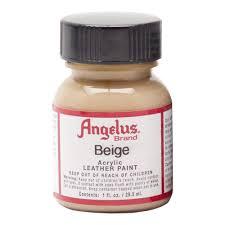 Beige Paint Buy Angelus Leather Paint 1 Oz Beige