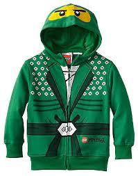 Lego Ninjago Halloween Costumes Lego Ninjago Hoodie Xl 18 20 Lloyd Green Ninja Jacket