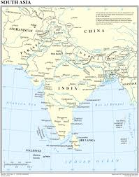 South Asia Physical Map Quiz by Maps Of Iran And The Region Iran Corner