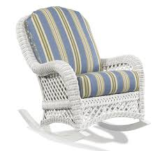 White Wicker Armchair The Right Cushions For Your Wicker Rocking Chair Wicker Chair