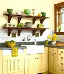 meuble cuisine jaune peinture meuble bois cuisine excellent exemple peinture cuisine
