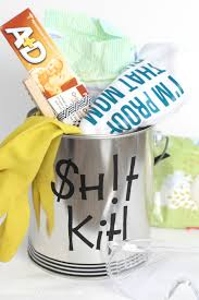baby shower gift baby shower gift doody duty kit a girl and a glue gun