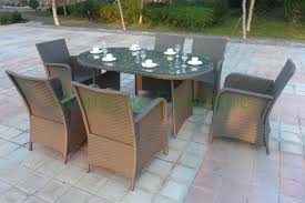 Rattan Kitchen Table by Online Get Cheap Rattan Dining Table Aliexpress Com Alibaba Group
