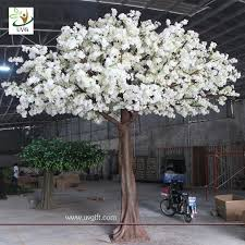 uvg chr114 4m indoor silk japanese cherry blossom tree with