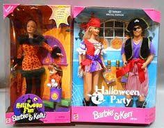 list u0026 pictures of all halloween barbie dolls holiday silkstone