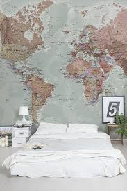 map mural best 25 map mural ideas on map wall map