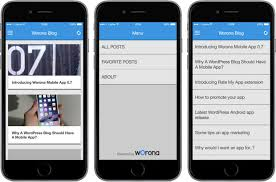 themes for mobile apps 8 plugins to turn your wordpress site to a mobile app madoxweb