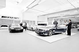 mercedes showroom mercedes benz announces plan for 175 new amg performance centers