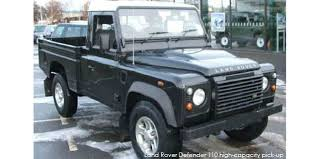 range rover defender pickup land rover defender price land rover defender 2012 prices and specs