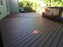 stain your deck or siding with all new