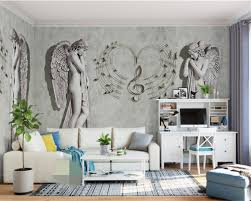 angel wall murals gallery home wall decoration ideas