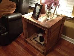 Wood End Table Plans Free by Pallet End Table Plans Plans Diy Free Download Wood Magazine Lamp
