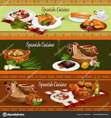 cuisine traditionnelle espagnole bannières de cuisine traditionnelle cuisine espagnole image