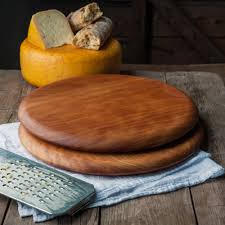 Cutting Board With Trays by Cheese Tray Round Cheese Board Charcuterie Board Pizza Peel