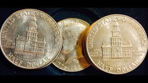 1776 to 1976 quarter dollar 1776 1976 kennedy half dollars