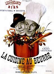 beurre de cuisine la cuisine au beurre 1963 de gilles grangier cinetom