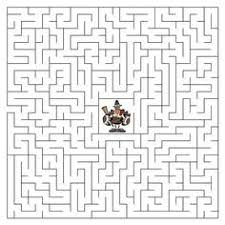 free printable thanksgiving mazes for thanksgiving maze