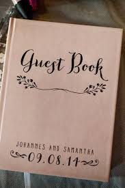 wedding wishes book best 25 wedding guest book ideas on guestbook ideas