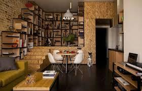 Small Mezzanine Bedroom by Interesting Small Studio Apartment Interior Design Ideas For