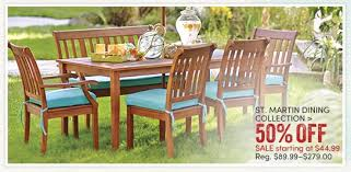 World Market Patio Furniture Cost Plus World Market Save 50 On Our Popular St Martin Outdoor
