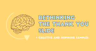 powerpoint presentation templates for thank you rethinking the thank you slide presentationdeck com