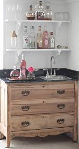 diy wet bar just love bar and in kitchen