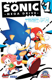 sonic mega drive sells spin dashes press